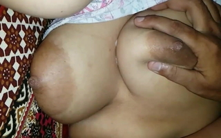 Desi wife has affair with husband's friend. Titties cuddle