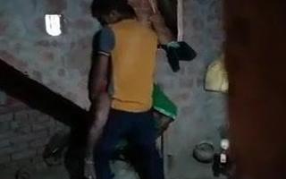 Bhabhi devar chupakar kiya chudai