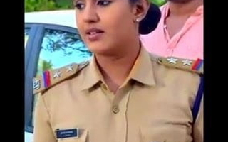 Desi Indian Police Officer, Big Ass! (TV Actress)