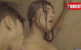 Hot Indian girl helter-skelter sex flick