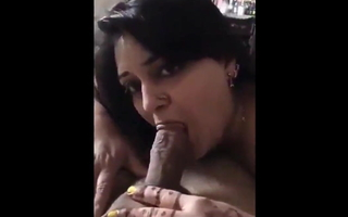 Rich desi bhabhi, blowjob and lose one's heart to