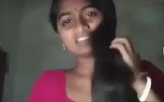 Sexy village girl forwarding will not hear of nudes to tweak