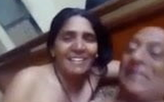 Old couple having sex, husband and get hitched