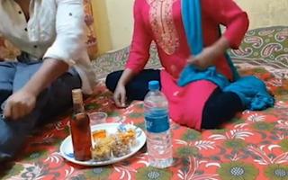 Desi Bihari couple property fucked hard