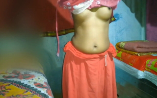 New Indian beautiful Desi female has sex