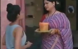 INDIAN STEPMOM AND Padre FUCK