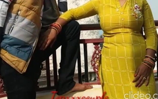 Desi married couple object fucked steadfast at home