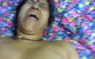 Marathi Aunty With Her Boyfriend 2