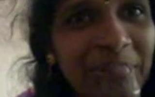 Indian mom sucks