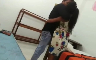 Desi slurps couple recording themselves fucking