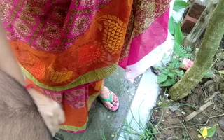 best outdoor sex with alien bhabhi