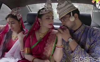 Desi married Bengali housewife fucked hard