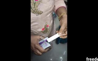 Bhabhi's maternity test, energetic process