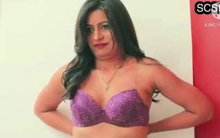 Desi perfect doll getting drilled in bf's room