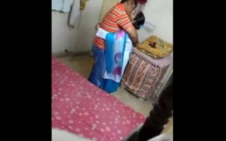 Desi big ass bhabi ne pathan se gaand marvayi fastening 2