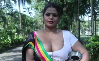 garam bhabi Hindi short film