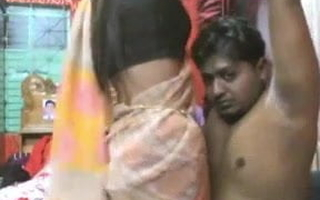 Adorable with the addition of sexy desi couple fucking hot woman