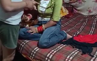 Bhaiya ke jaate hi Bhabhi ki Chudai