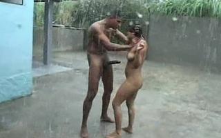 Regional rain hawt mating full