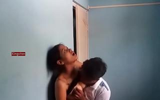 Infatuated sex by Indian youngsters  bangaloregirlfriendsexperience xxx porno glaze