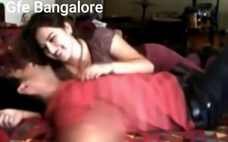 Newlywed Indian couple makes their first sex video  bangaloregirlfriendsexperience xxx porn video