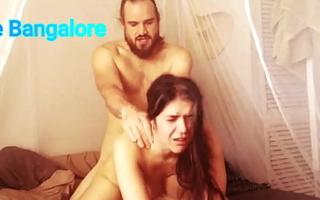 Sexual  Indian Swamiji Sex work together a rob Exposed bangaloregirlfriendsexperience xxx porn video
