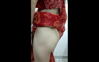 Desi Indian Bhabhi Video CHhat with secret follower groupie