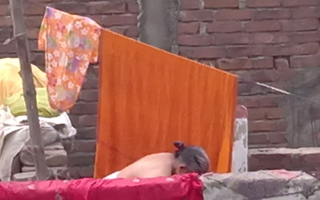 Buddhi ki lahrati choot