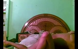 Desi Bhabhi screwed permanent by her owner's