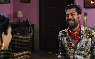 Hot and sexy desi racy bhabhi fucked by bf