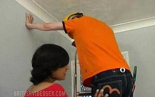Indian Tot Malvina Layton Shafting Handyman