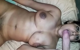 Gaffer Broad in the beam Soul Indian Sucking Cock Added to Masturbating