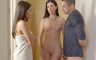 Old lady Win desert Porn S5-E7 Adria Rae, India Summer Bonking Steady old-fashioned
