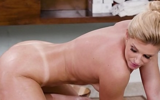 Greased mommy India Summer
