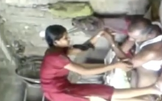 Indian School Girl Drilled Unconnected with Her Real Uncle
