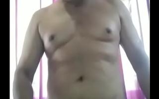 Indian grandpa fucking aunty pussy