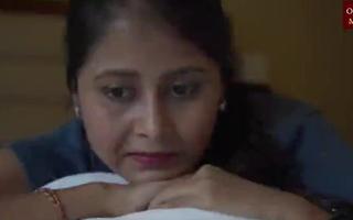 bhanje me mami ko rat Bhar pels