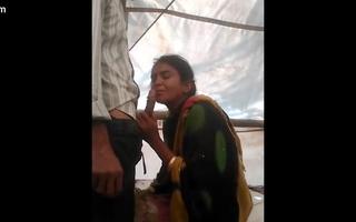 Bhabhi Ki Extreme everywhere Gaand Chudayi in Alfresco Field