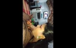 Mallu Prostitute Gives Sexy Blowjob