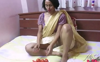 Horny Lily Indian Bhabhi Problem Take effect Porn Videos