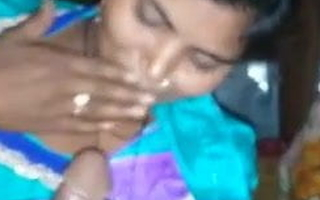 Desi village wife gives good morning blowjob – Hindi audio