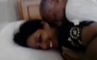Indian hawt prepare oneself has doggy position sex on Valentine's Girlfriend