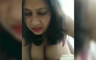Boy Fucking his Big Boobs Chachi Affair
