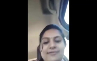 Desi Husband with the addition of Wife Making Their Sex tape