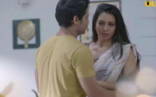Bhabi ko abb' ke samene choda in Hindi sex