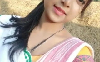 Assamese gf similar to one another say no to nude body