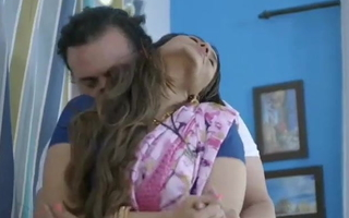 #Indian stepfather romance with #son's wife #son's wife #Indian