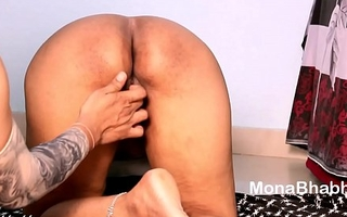 big ass hot indian bhabhi with will not hear of young devar enjoying assfuck sex