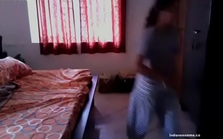 Beautiful desi girlfriend rough sex with boyfriend