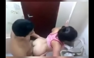 Indian Abb' Force Fuck To His Daughter In Bathroom Hidden Video